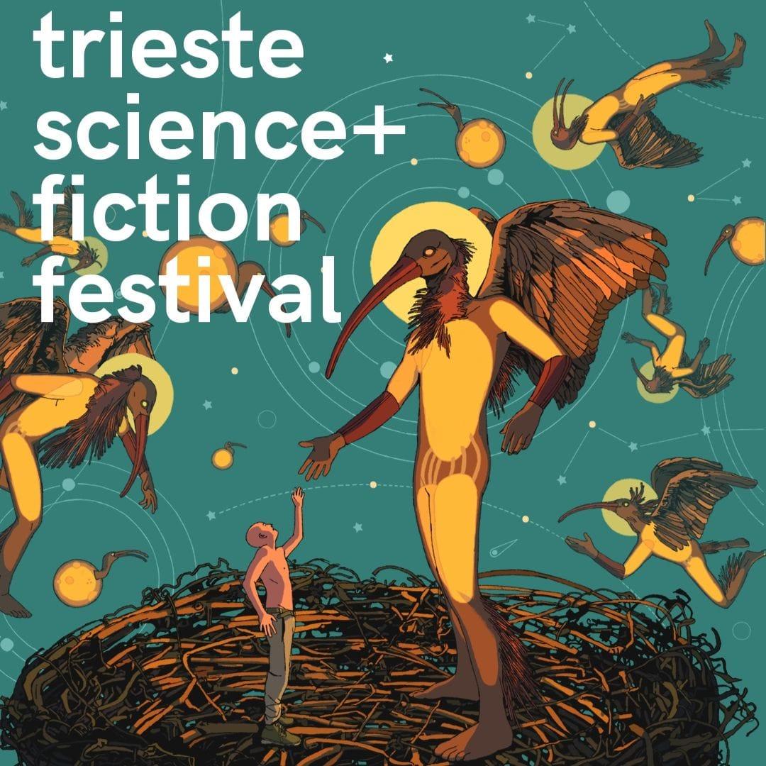 Trieste Science+Fiction Festival Gianluca Guerra Responsabile della Comunicazione